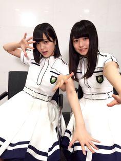 欅坂46(@keyakizaka46)さん | Twitter School Uniform Girls, Girls Uniforms, Japanese Girl Group, Bellisima, Cute Girls, Asian Girl, Idol, Flower Girl Dresses, Beautiful Women