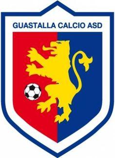 GUASTALLA CALCIO ASD    - GUASTALLA (RE) Sports Team Logos, Sports Clubs, Soccer Logo, Football Soccer, Soccer World, Ferrari Logo, Brand Design, Creative Art, Herb