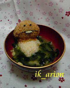 Nameko miso soup