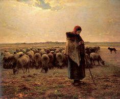 La gran pastora