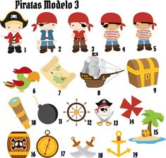 Kraken, Scrapbook Images, Paper Mask, Pirate Theme, Scrapbook Journal, My Little Girl, Girl Scouts, Paper Dolls, Party Planning