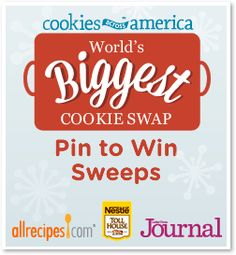 Join the @allrecipes and @LHJmagazine World's Biggest Cookie Swap for a chance to meet Ina Garten in NY!