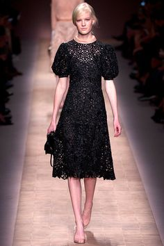 Dixie Delux: Valentino Ready To Wear Spring 2013 1930 inspired