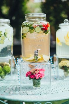 Ideas dulces para bodas : Calista One Summer Party : Tendencias de Bodas Magazine