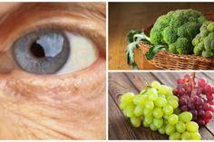 ¿QUIERES TENER UNA EXCELENTE SALUD VISUAL? Entonces debes empezar a consumir estos alimentos, los cuales son ricos en luteína. ¡Ideal para tus ojos!