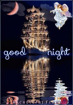 Archetypal Flame - good night