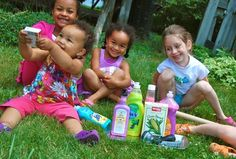 make your own sidewalk CHALK, PAINT, SPRAY, and more!!