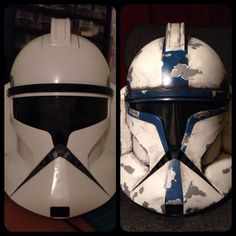 Hello! If you know my work you know I do a lot of lids, if not welcome! In this instructable I'll show you how to mod a cheap Star Wars clone trooper helmet to make on more screen accurate and pleasing to have, Normally I would make a helmet from scratch but I've not had a lot of time lately and was itching to do something, anything to keep my creative juices flowing, Being a big Star Wars fan I'm always on the look out for bit and bobs retailed to Star Wars, I found this plastic cheap…