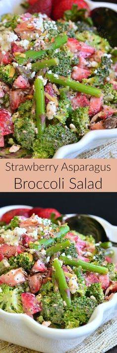 Strawberry Asparagus