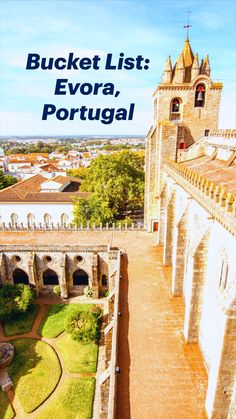 Portugal Destinations, Portugal Vacation, Portugal Travel Guide, Europe Destinations, Portugal Trip, Tropical Places To Visit, Beautiful Places To Visit, Best Places To Travel, Places To Go