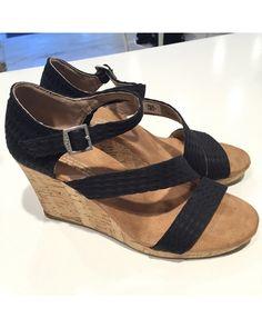 TOMS - Clarissa Black Sandal