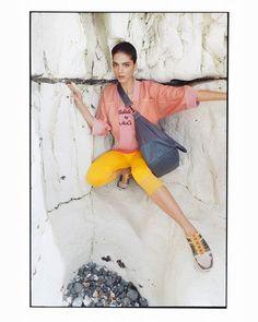 Adidas by Stella McCartney Spring Summer 2014 Ad Campaign