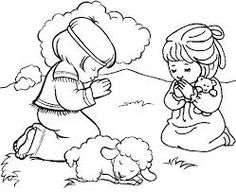 religious coloring pages bing images