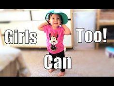 GIRLS CAN TOO! - July 07, 2015 -  ItsJudysLife Vlogs