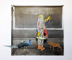 Janet Parker-Smith | Dictation | Brenda May Gallery Sydney