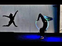 LED Hoop Ninja Video Feat. Rachael Lust | SpinFX LED Hoops