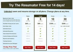 The Resumator Enchanting Pricing Table Example Freshdesk  Design Pricing Tables