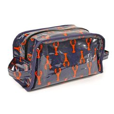 I pinned this Toiletry Bag in Lobster Navy from the Malabar Bay event at Joss & Main!