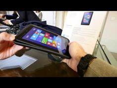 Trên tay chiếc máy tính bảng HP Pro Tablet 408 G1 - Fptshop.com.vn