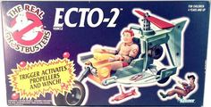 The Real Ghostbusters - Ecto 2 (MISB)  Kenner  Ghostbusters, Real Ghostbusters www.detoyboys.nl