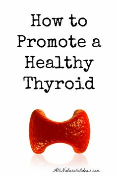 Thyroid issues are not given enough credit. The treatment is not very effective. Use these foods and tips to promoting a healthy thyroid!