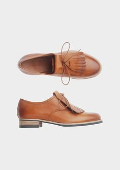 Tendance Chaussures FRINGED DERBY | TOAST LOVE LOVE