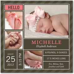 Tiny Prints Holiday Cards, Birth Announcements, Baby Shower Invitations & Birthday Party Invitations