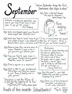 September Journaling Page – Happy Crazy Life – art therapy activities Bullet Journal Ideas Pages, Bullet Journal Inspiration, Journal Pages, Bullet Journals, Journal Art, Journal Entries, September Art, September Themes, Bujo