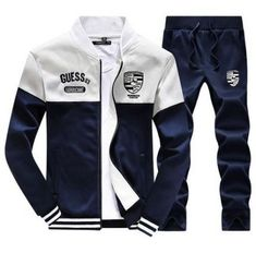 Cheap pant suits, Buy Quality jacket jacket directly from China pants jacket Suppliers: Mens Tute 2016 Autunno Mens di Marca Tute Imposta Jogger Jacket + Pants Suit Sporting Hip Hop Felpe Sudaderas Hombre Mens Sweat Suits, Sports Tracksuits, Running Suit, Off Shoulder Cocktail Dress, Hip Hop, Man Set, Mode Style, Pulls, Camouflage