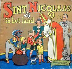 Sint Nicolaas in het land, 1950