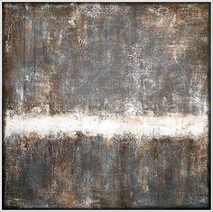 STELLA HETTNER* Bild ORIGINAL Kunst GEMÄLDE Leinwand MALEREI abstrakt XXL Acryl