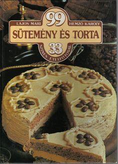 Albumarchívum Kolaci I Torte, Profiteroles, Something Sweet, Tiramisu, Tart, Cake Recipes, Muffin, Cooking Recipes, Sweets