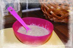 Barnematbloggen: Den første grøten Icing, Desserts, Food, Tailgate Desserts, Deserts, Meals, Dessert, Yemek, Eten
