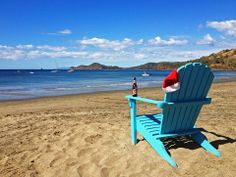 """Playa Hermosa, Guanacaste, Costa Rica.  This beautiful beach is easy to get to from Liberia and has a few mini-marts and restaurants to enjoy during your trip. There are some hotels available.  -Buses leave from the Liberia Bus Terminal at 5:30am, 7:30am, 11:30am, 1:00pm, 3:30pm, 5:30pm, and 7:30pm -Return buses are at 6:00am, 7:30am, 10:00am, 2:00pm, 5:00pm, and 7:00pm -Bus time: 1 hour / Driving time: 45 minutes *note that the bus may say """"Playa Panama"""""""