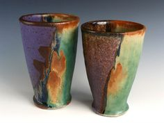 Tumblers by Kerry Brooks Pottery