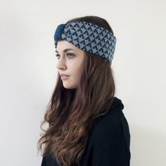 Diesel and seal headband in our arrow design.