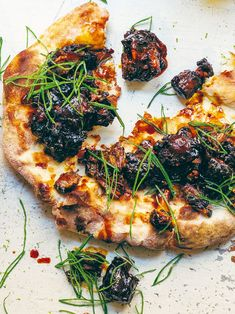Serves 4. Get a taste for a Tel Aviv street food favourite with this slow-braised oxtail recipe Recipe from Tel Aviv: Food. People. Stories. A Culinary Journey with Neni by Haya Molcho and Elihay Biran (Murdoch Books). Photo by Nuriel Molcho Braised Oxtail, Food And Travel Magazine, Oxtail Recipes, Winter Dishes, Recipe Recipe, Tel Aviv, Street Food, Vegetable Pizza, Stew