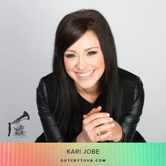 Join thousands of women from around the globe for a beautifully explosive anniversary celebration of Joyce Meyer's Womens Conference Joyce Meyer Ministries, Kari Jobe, Christian Music, Role Models, Conference, Love Her, Singer, Celebrities, Beauty