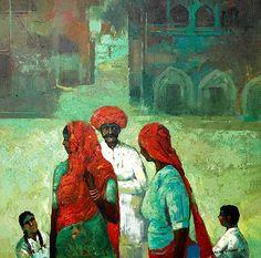 Suresh Gosavi Painting - SuchitrraArts.com