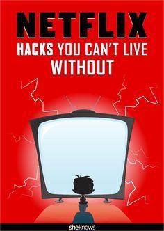 These Netflix hacks will change the way you binge