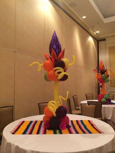 Mexican Fiesta Centerpiece