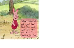 It's impossible not love the stories of Winni the Poh