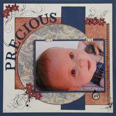 Layout: Precious