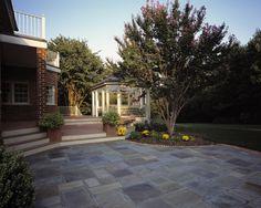 Beautiful bluestone patio!