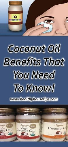 Coconut Oil Benefits That You Need To Know!