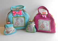 Bolsos hechos a mano de boquilla by LolitaSalá. www.lolitasala.es
