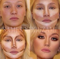 just make up to transform