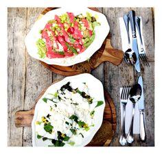 Salat - Clean Eating - Kaiserwetter - Hamburg Ottensen - Gesunde Ernährung - Mittagessen - Lunch - Salad - Miss Phiaselle