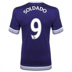 Maillot Soldado 9 Third Maillot Tottenham Hotspurs Pas Cher 18eddf72a5bfd