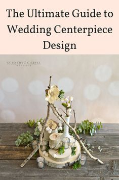 Rustic country wedding chic yet delightful designs. Rustic Country Wedding Decorations, Spring Wedding Decorations, Rustic Wedding Centerpieces, Country Weddings, Table Centerpieces, Chapel Wedding, Chic Wedding, Wedding Table, Wedding Crafts